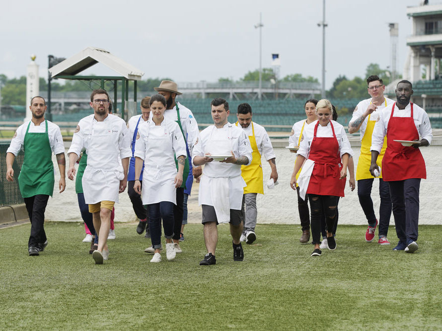 'Top Chef' Kentucky Recap: Episode 1 — 'The Fastest Two Minutes in Cooking'