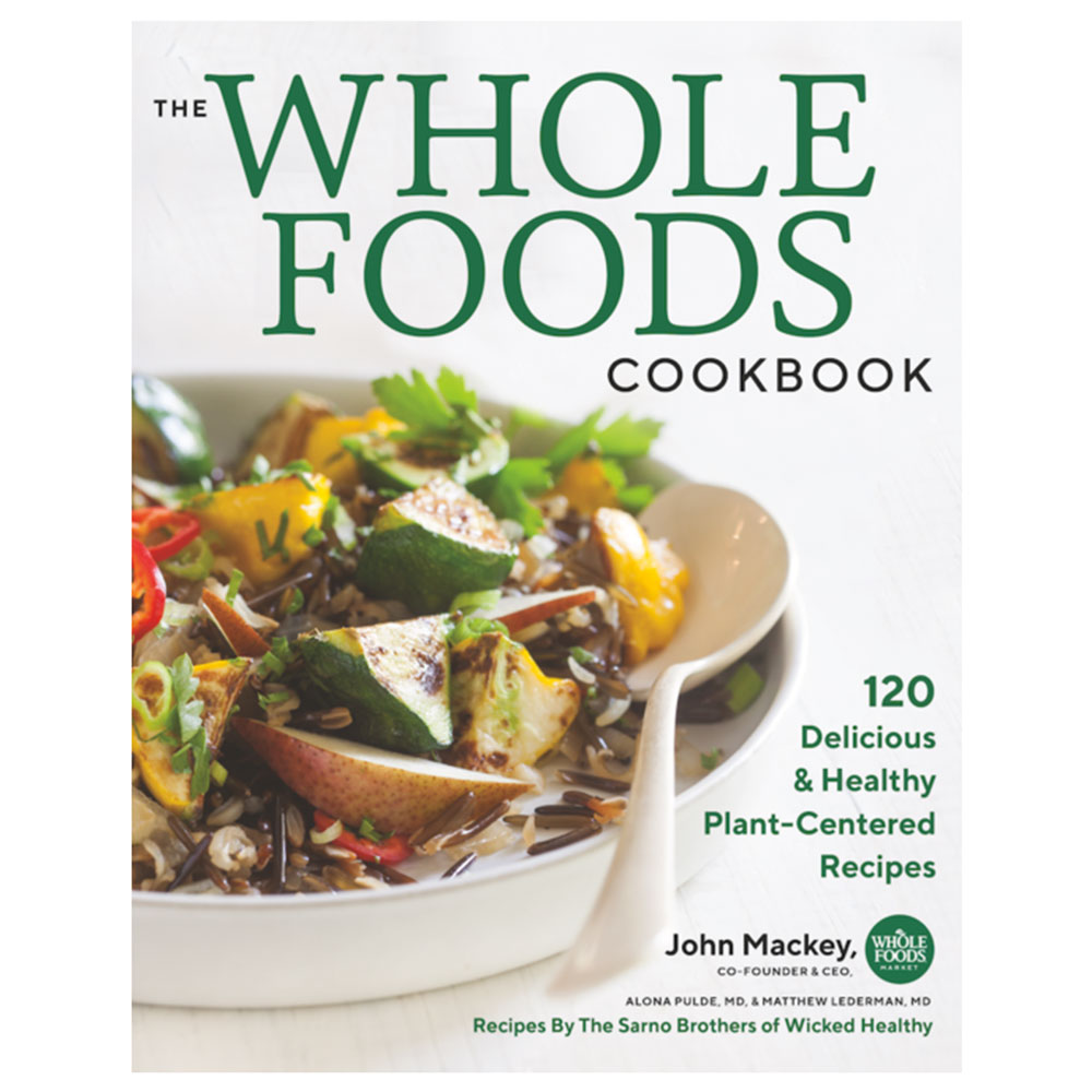 whole foods plant based cookbook