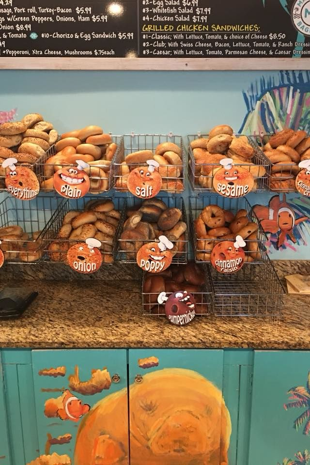 Marathon Bagel Co. Florida