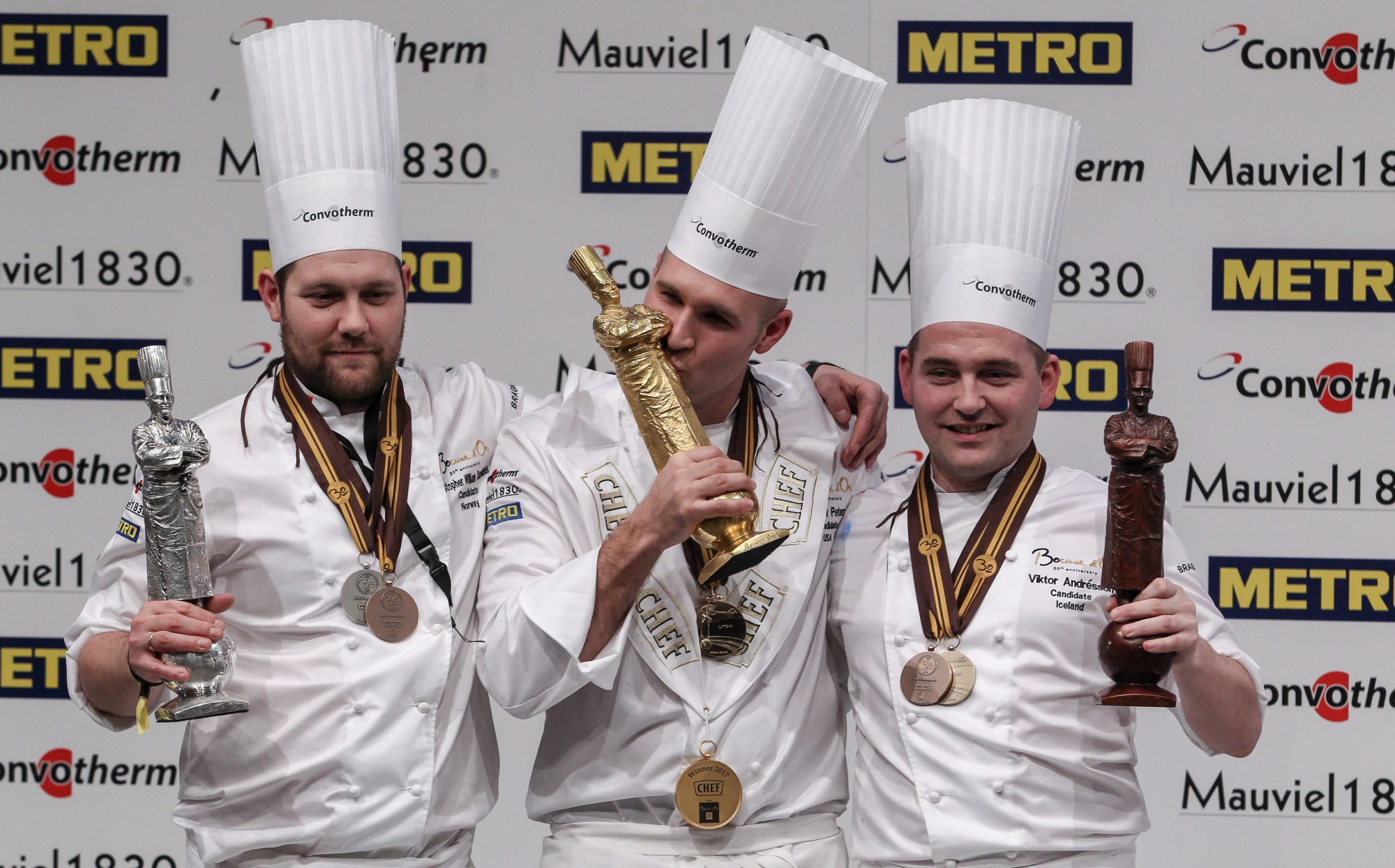 Why the Stakes Are So High at the 2019 Bocuse d'Or