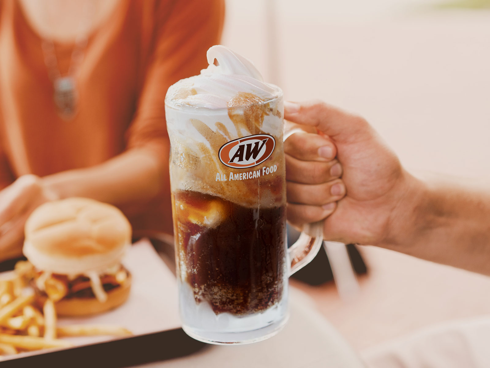 A&W Wants to Add an Ampersand to the Alphabet