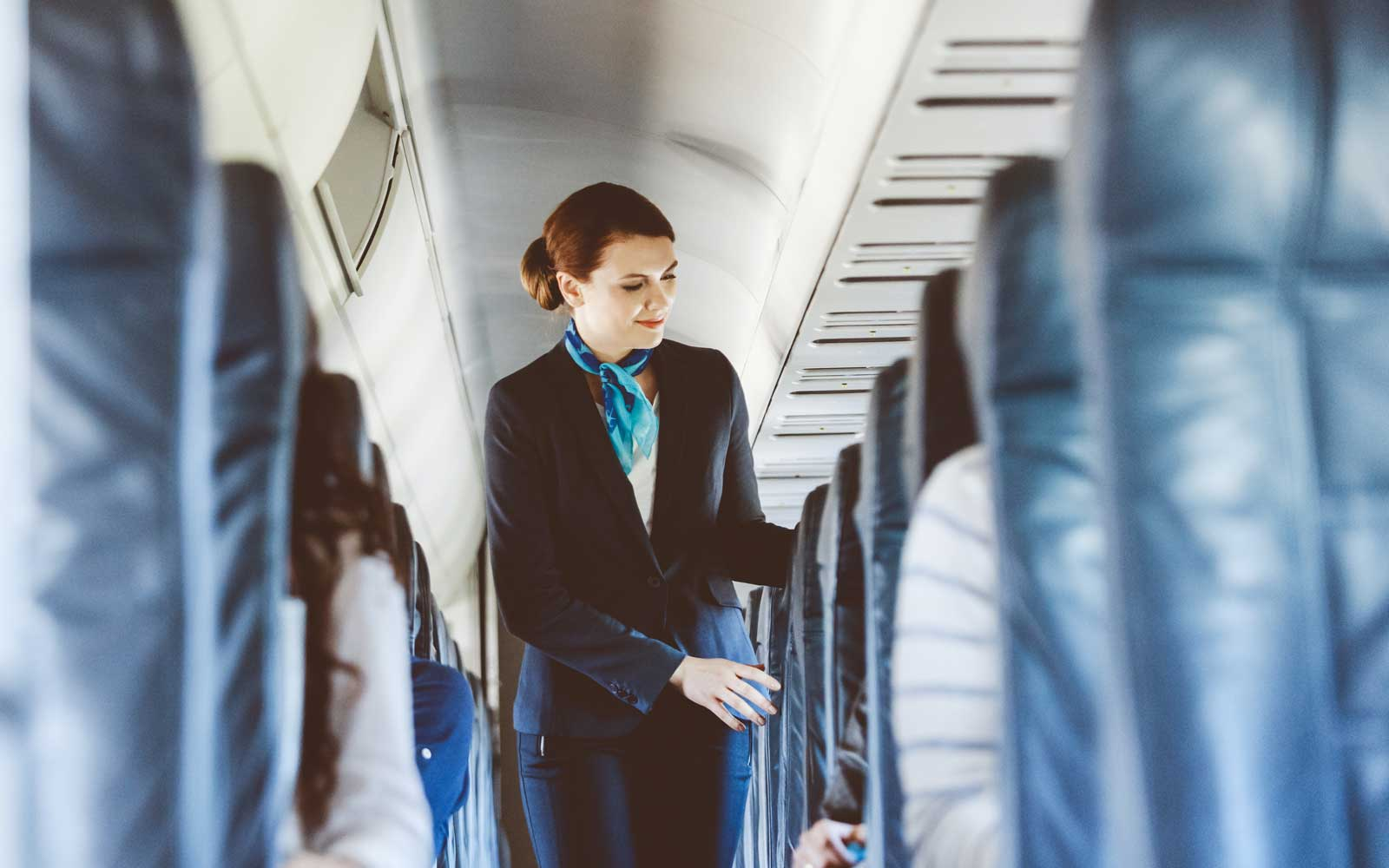 Here's Where Airlines Stand When It Comes to Tipping Flight Attendants