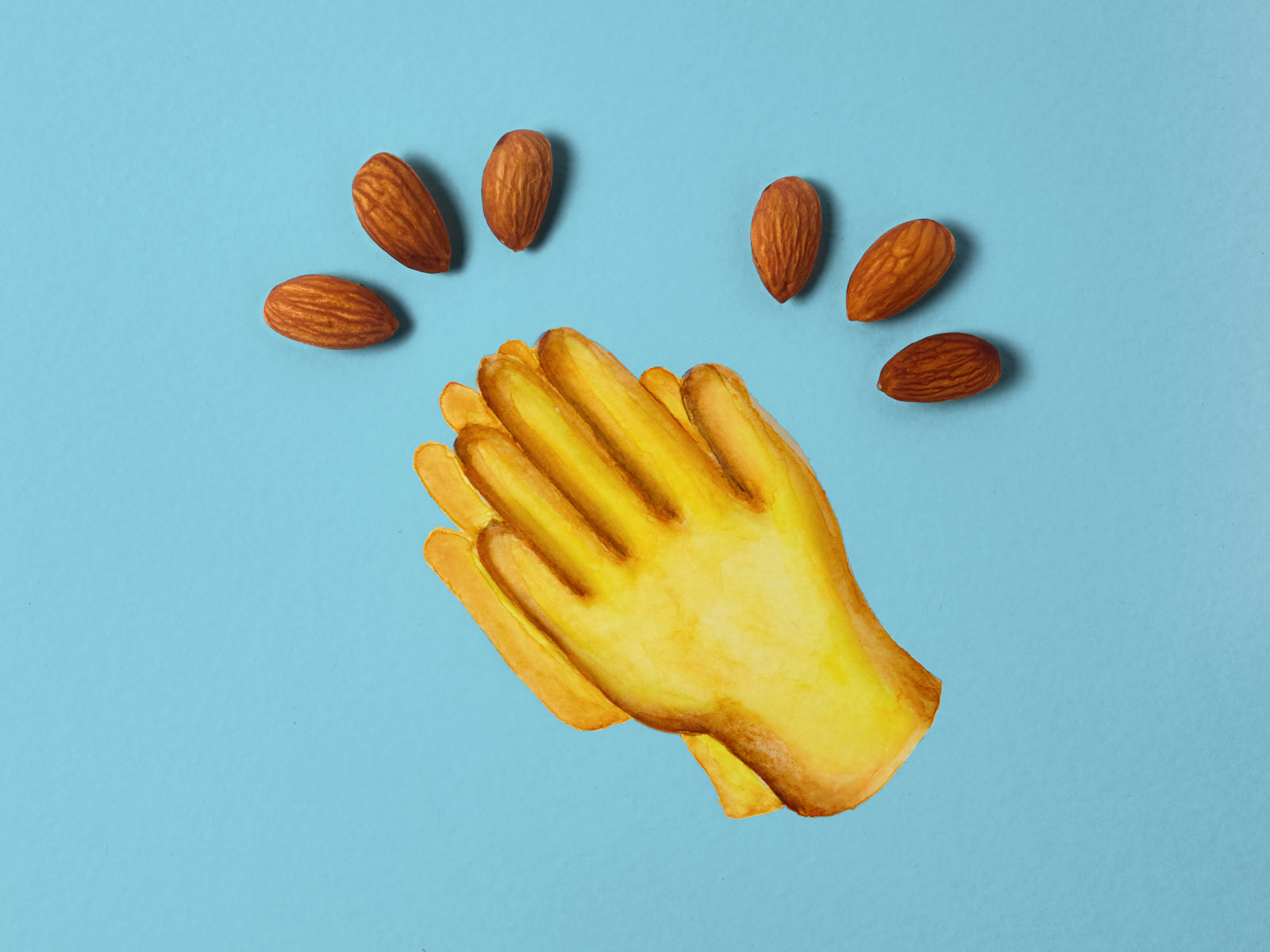 Petition Seeks to Give Almonds Their Own Emoji
