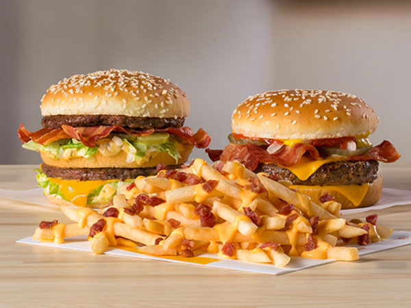 McDonald's Adds Bacon Upgrade to Big Macs and Quarter Pounders