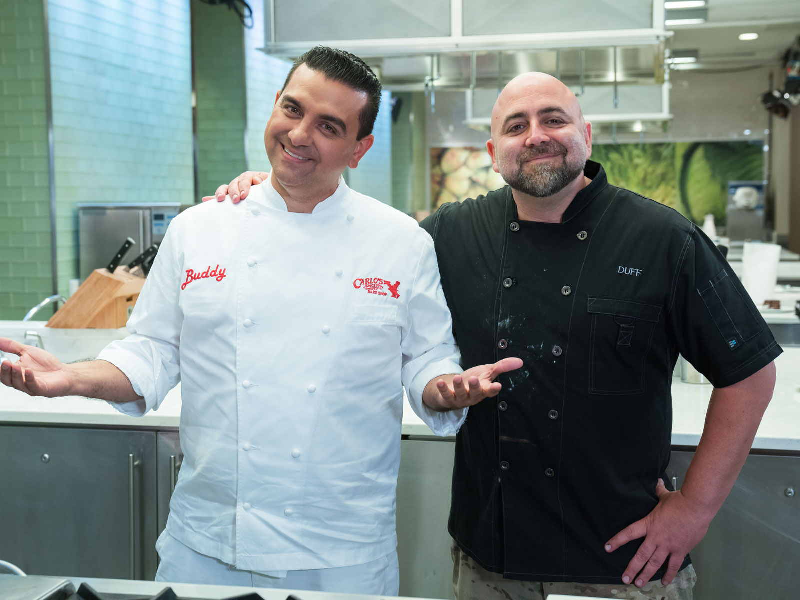 'Cake Boss' and 'Ace of Cakes' Stars to Face Off in Food Network Series