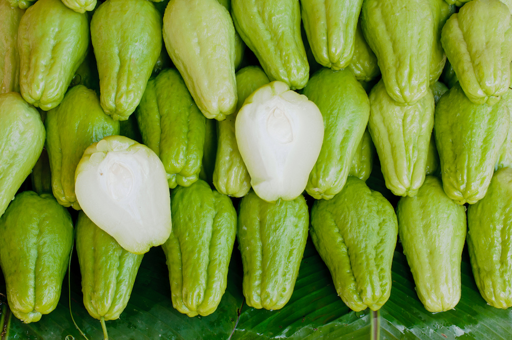 Chayote Squash Is the Super-Healthy Food You Haven't Heard of but Need In Your Life
