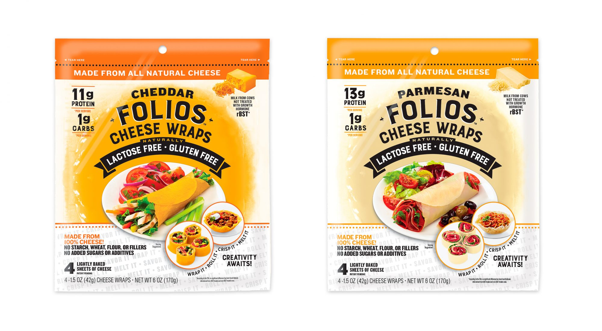 Calling All Keto Fans! Costco and Aldi Are Selling Low-Carb WrapsMade Entirely Out of Cheese