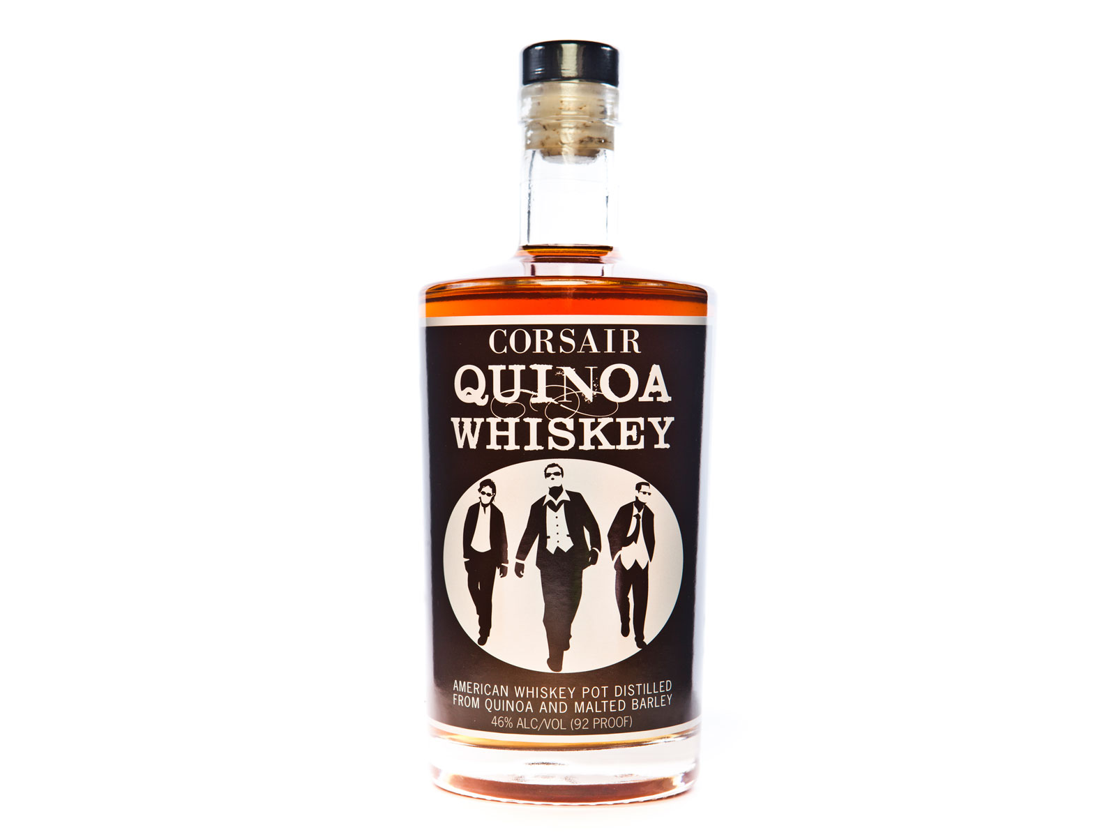 Quinoa Whiskey Banks on a Looser Definition of 'Grains'