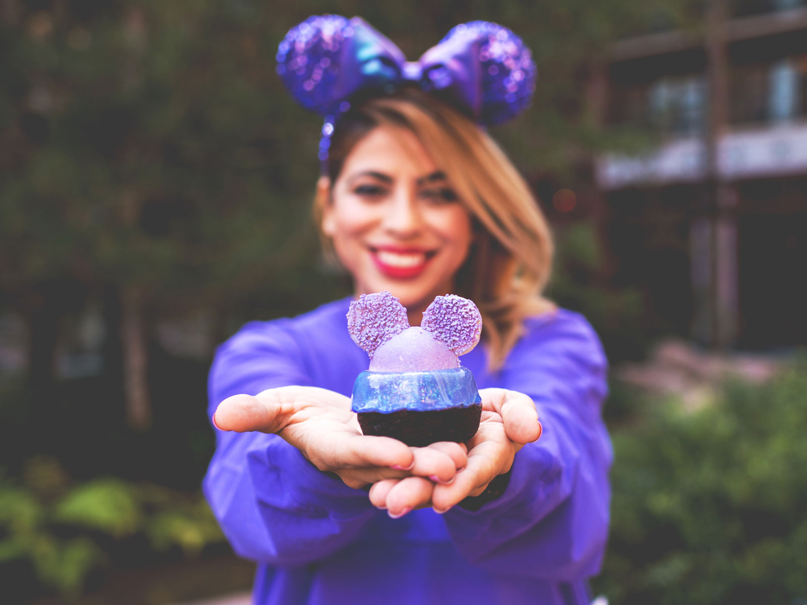 Purple Treats Pop Up at Disney Parks in 2019