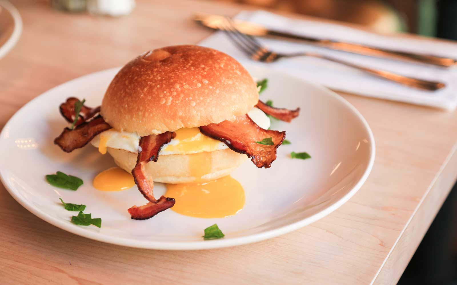 The Best Egg-obsessed Restaurants to Celebrate World Egg Day