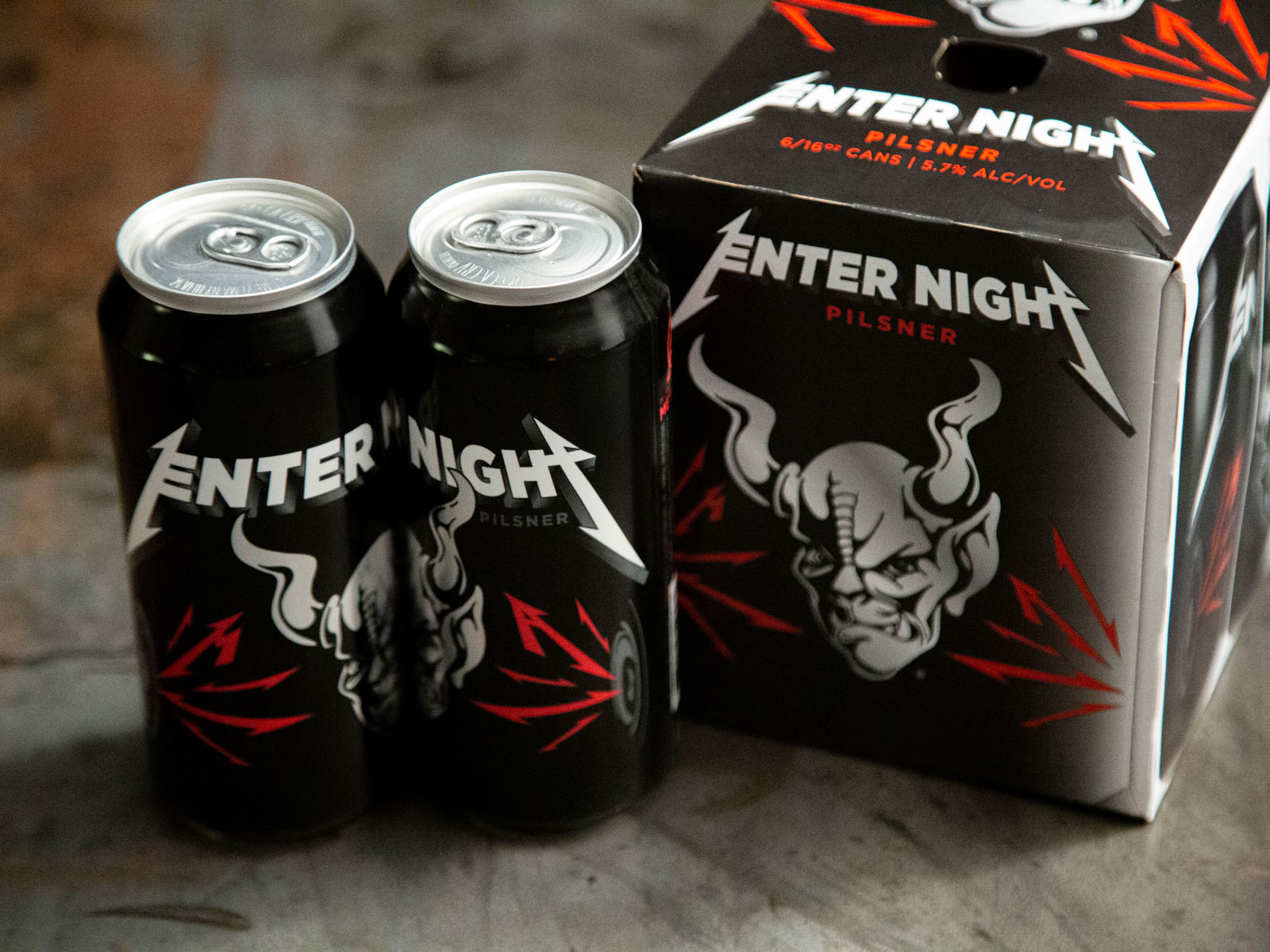 Metallica and Stone Brewing Add Another Beer to the Band's Beverage Empire