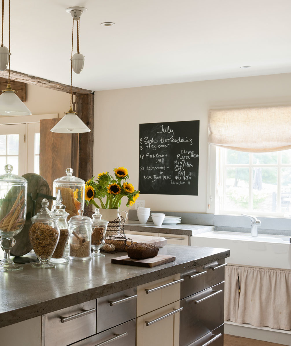 Home Interior Design Ideas For Kitchen: Must-Have Farmhouse Kitchen Decor Ideas