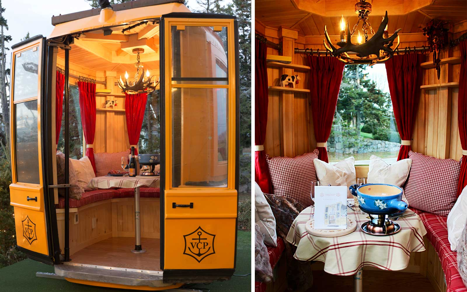 How to Eat Fondue in a Heated Gondola Instead of Skiing This Winter