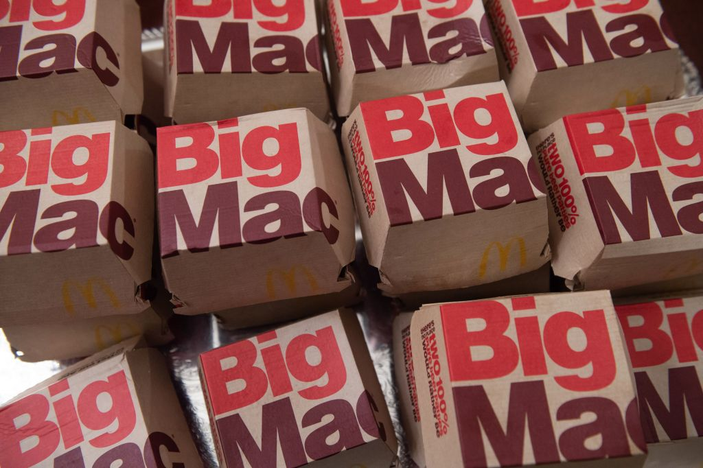 McDonald's Loses Big Mac Trademark Across Europe