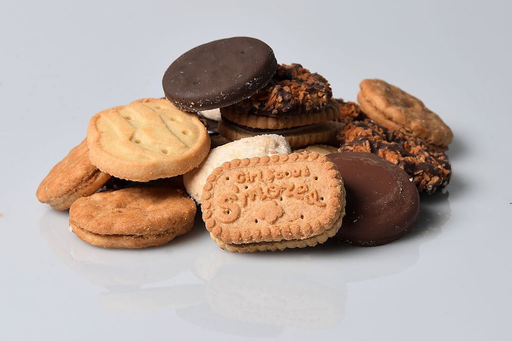 There's a New Gluten-Free Girl Scout Cookie—but Is It Really Any Healthier?