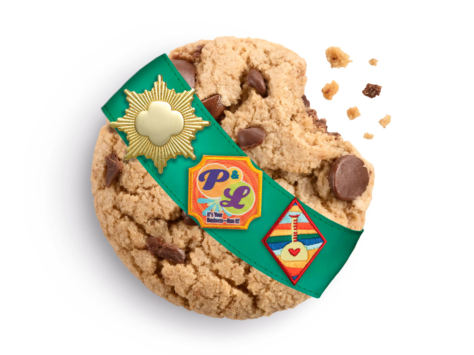 The Girl Scouts' Latest Cookie Flavor Is Here to Sweeten the New Year