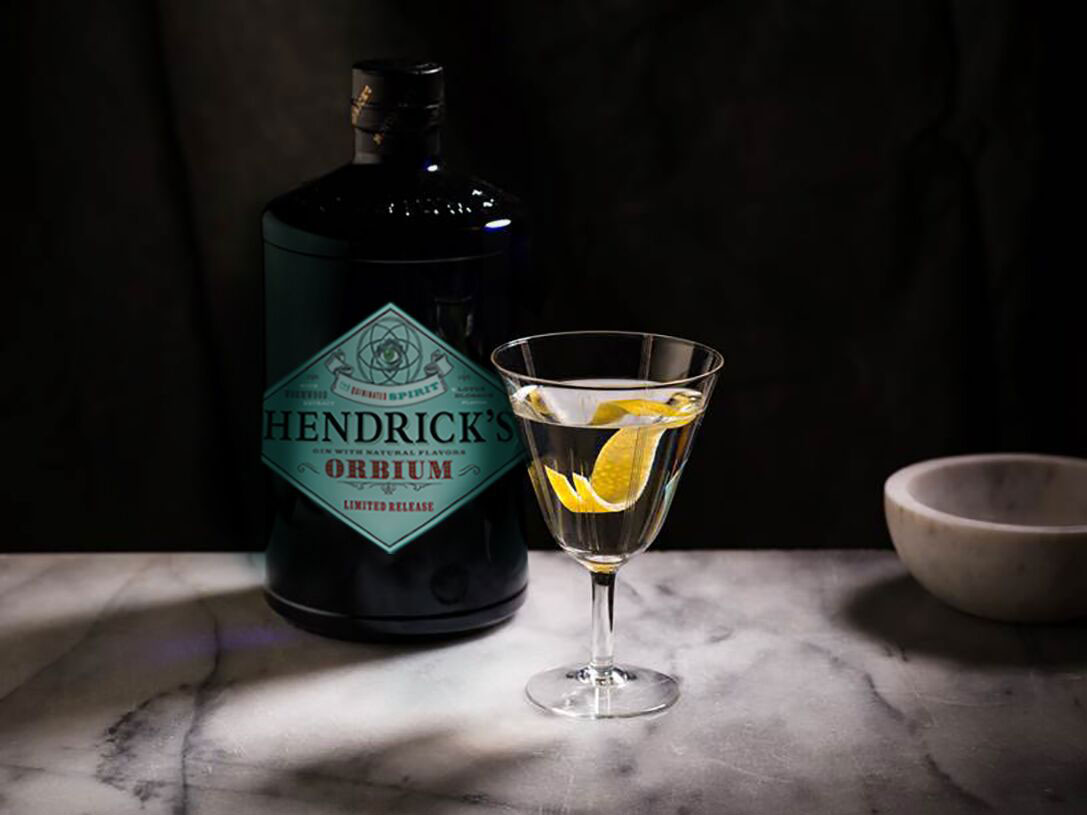 Hendrick's Gin Releases Small-Batch Exclusive Made with Lotus Blossom Essences