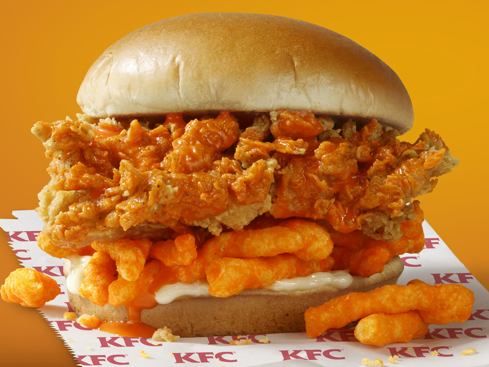KFC's Cheetos Sandwich Goes Nationwide — Here's What We Thought of It