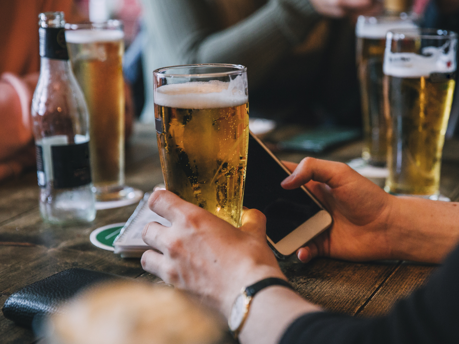 Louisiana's Identification App Can Be Used to Verify Age When Purchasing Alcohol