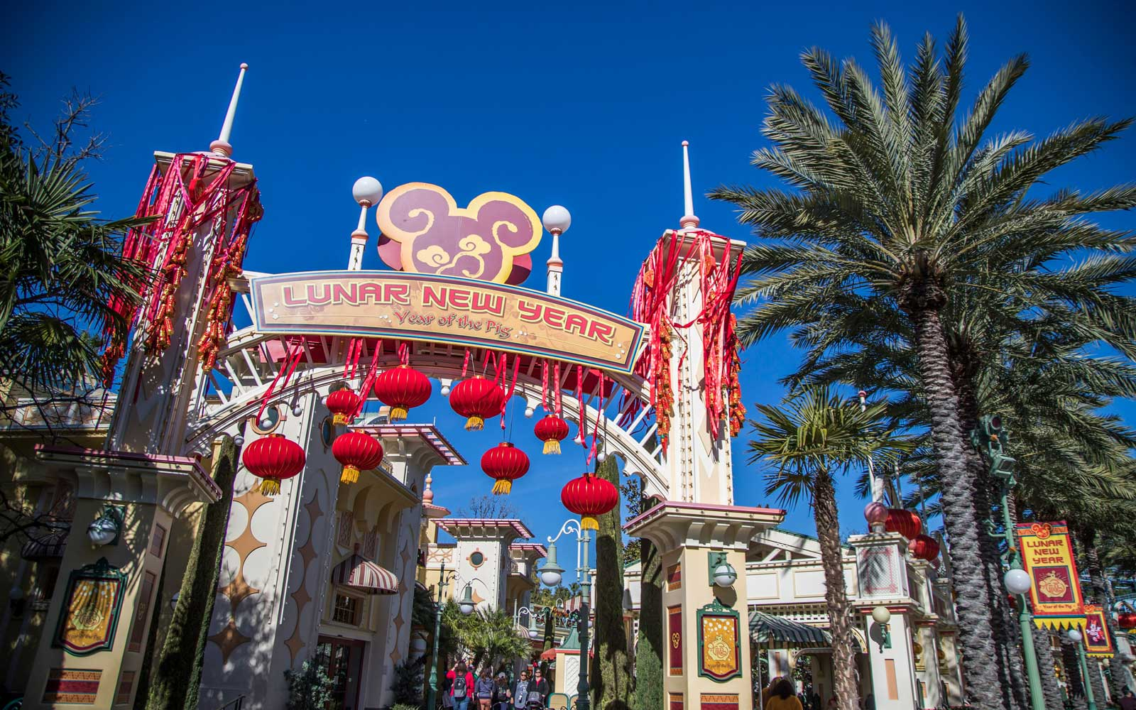 Why Lunar New Year Is One of the Best Times to Visit Disneyland and Universal
