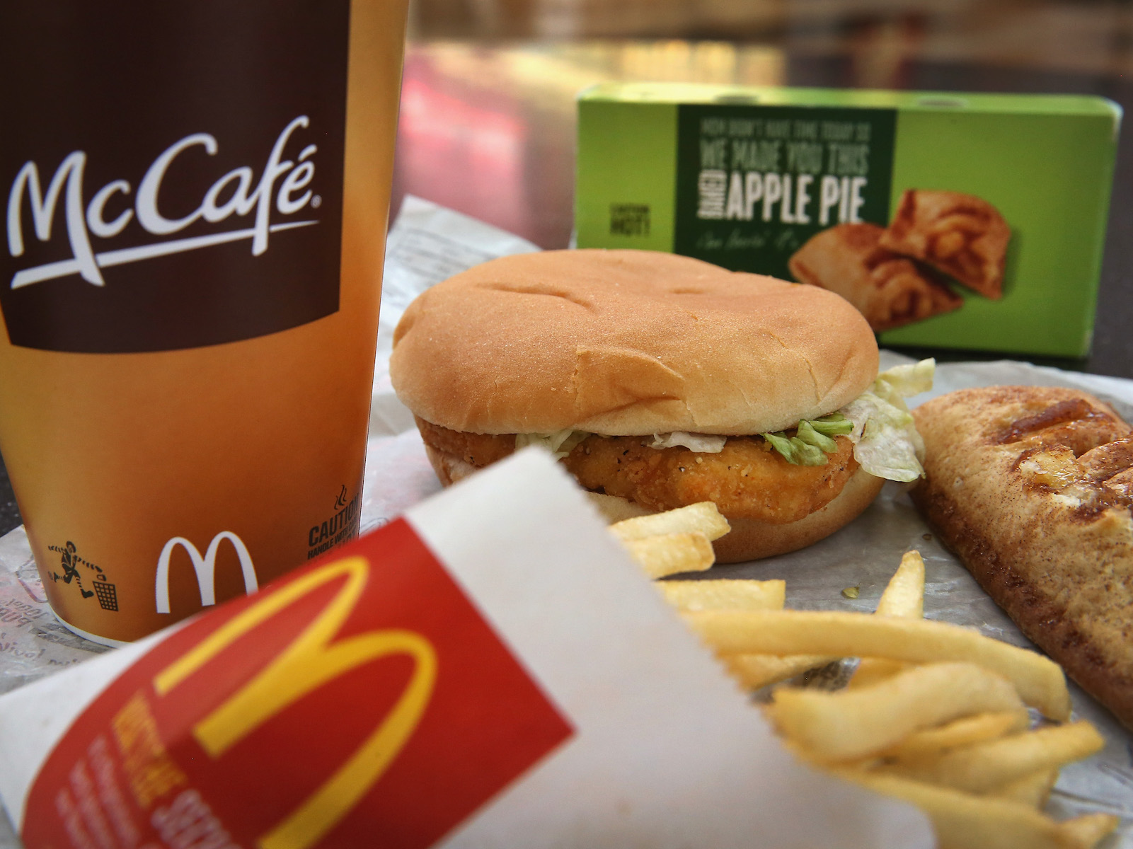 McDonald's Dollar Menu Varies Significantly Across the Country