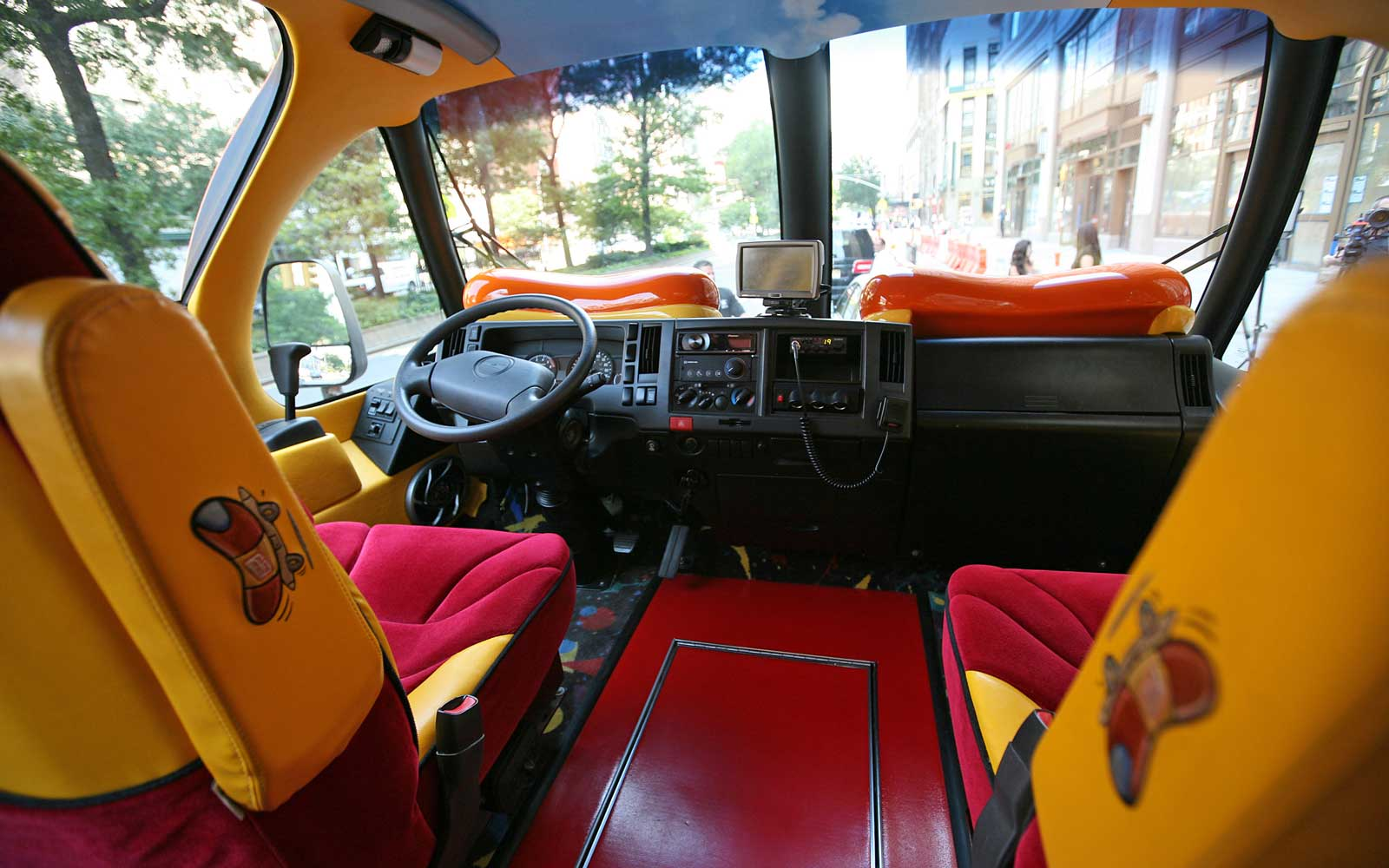 Oscar Mayer is looking for candidates to spend a year driving its Wienermobile.