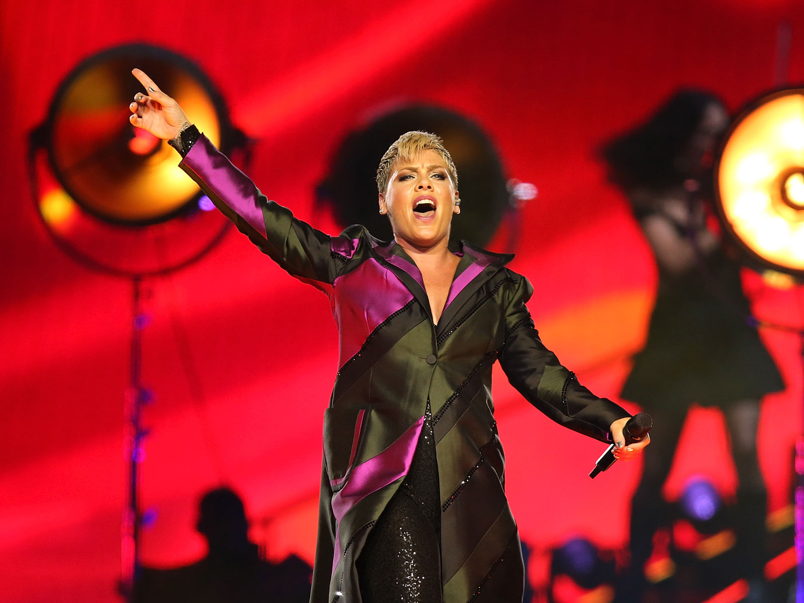 Singer Pink Sold Out Her First Batch of Wine in One Day