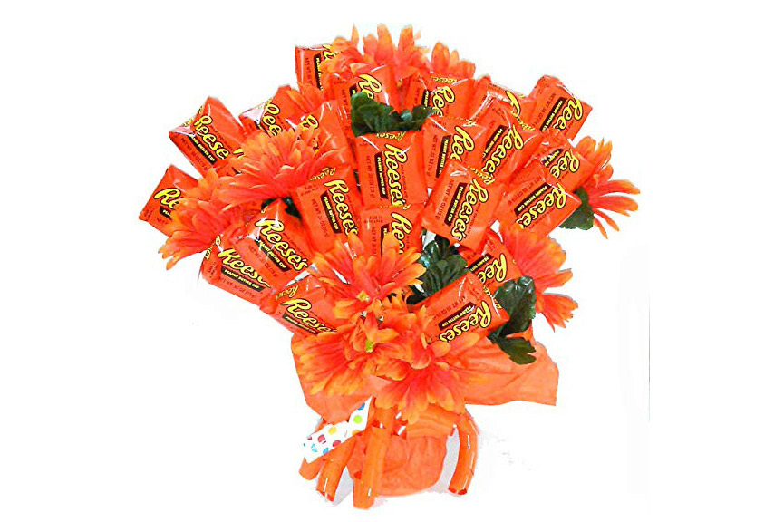 This Reese's Bouquet Is Way Better Than Sending Flowers for Valentine's Day