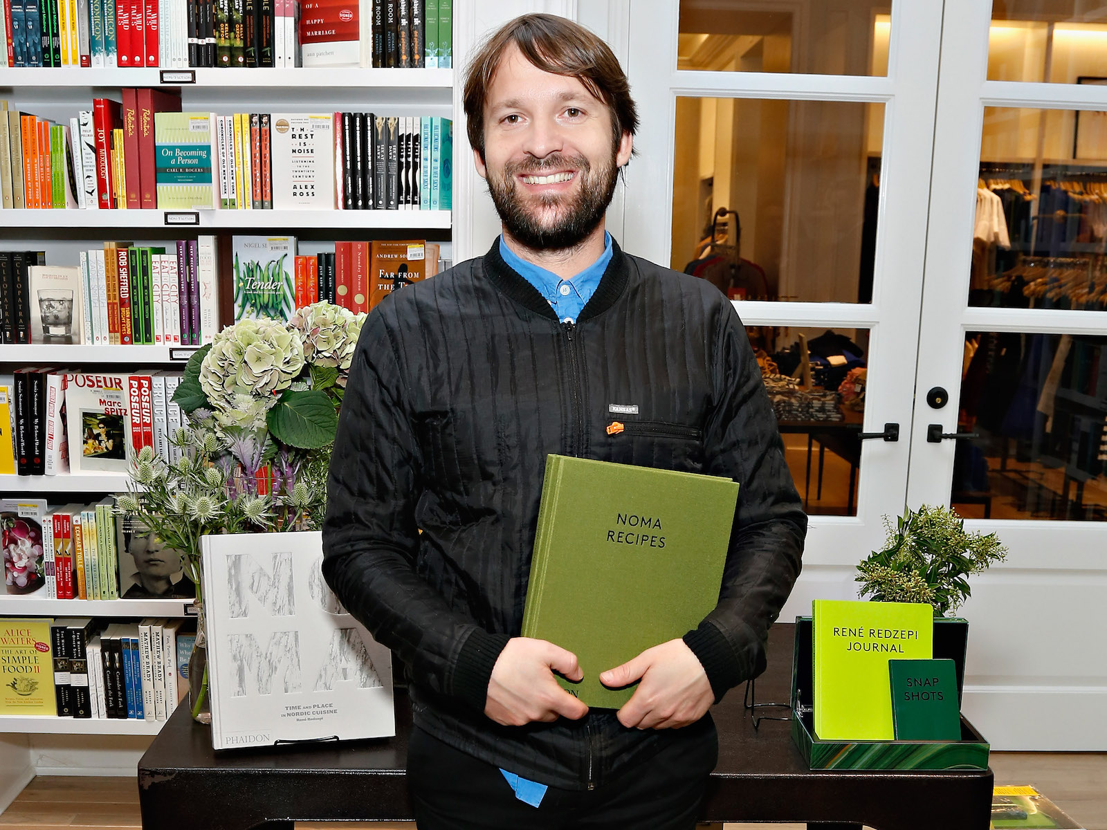 René Redzepi Shows Off How Noma's Menu Changes for 13 Different Dietary Restrictions