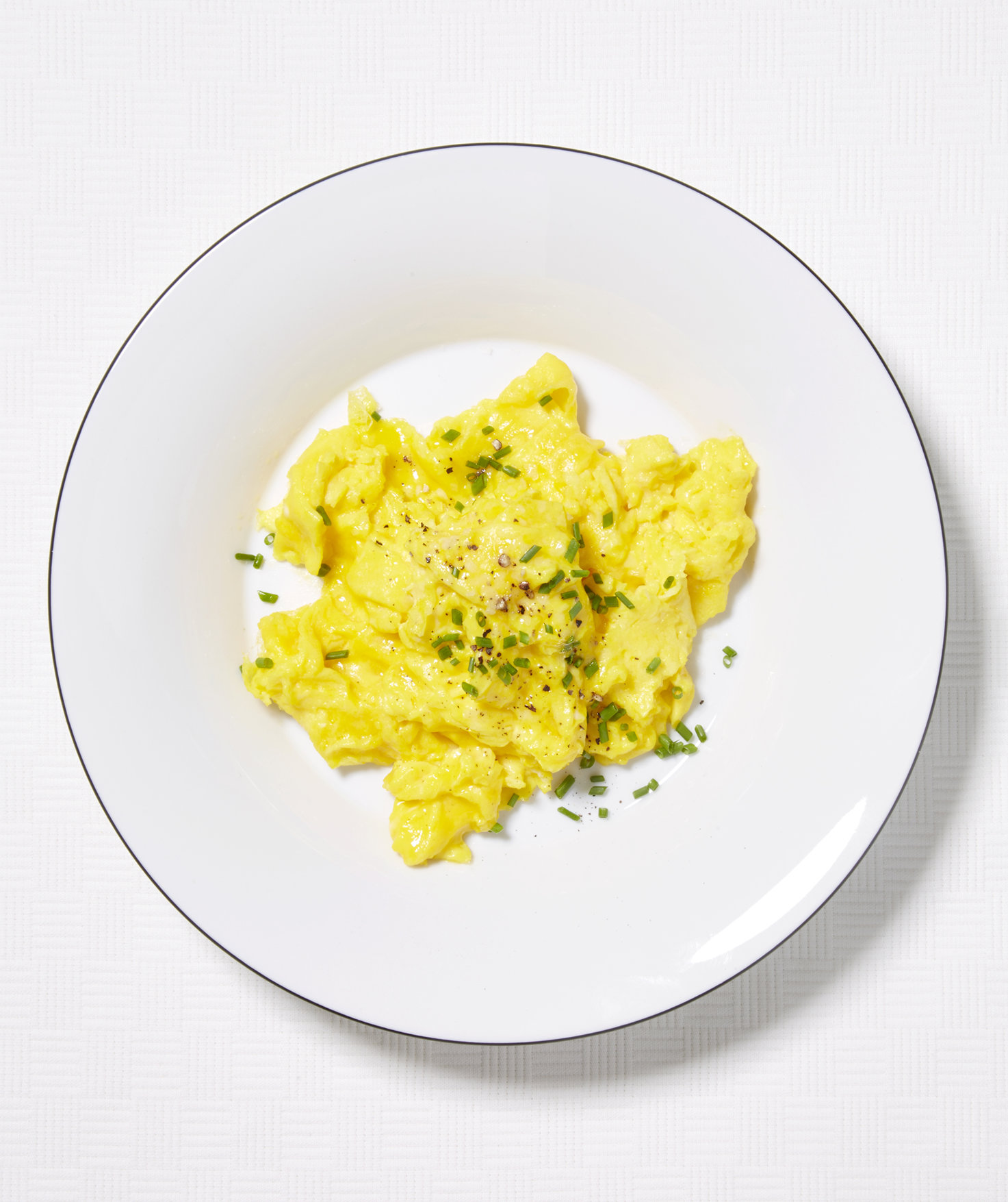 This Is the Secret to the Best Soft Scrambled Eggs