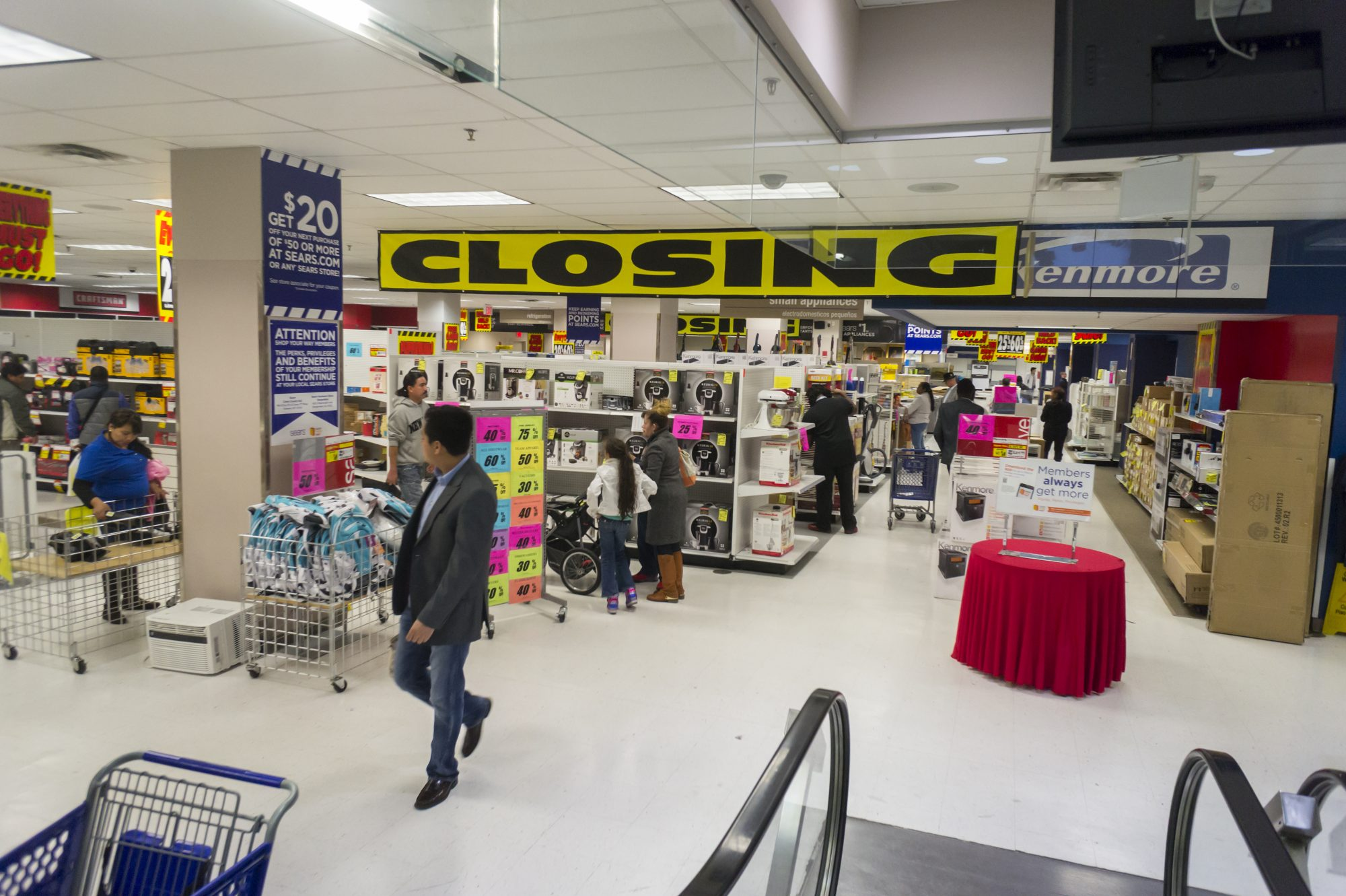 Sears Starts 2019 by Closing 80 More Stores. Here's the Full List