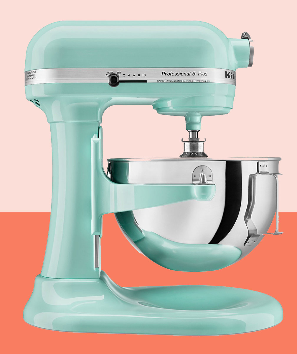 The Most Popular Kitchenaid Stand Mixer Color Is