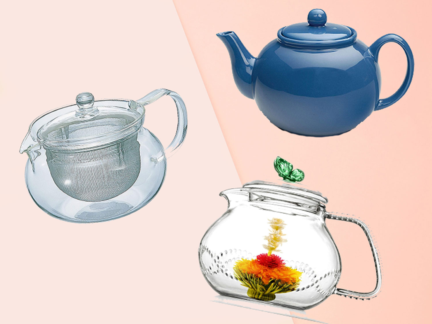 The 5 Best Teapots on Amazon Under $30, According to Shoppers
