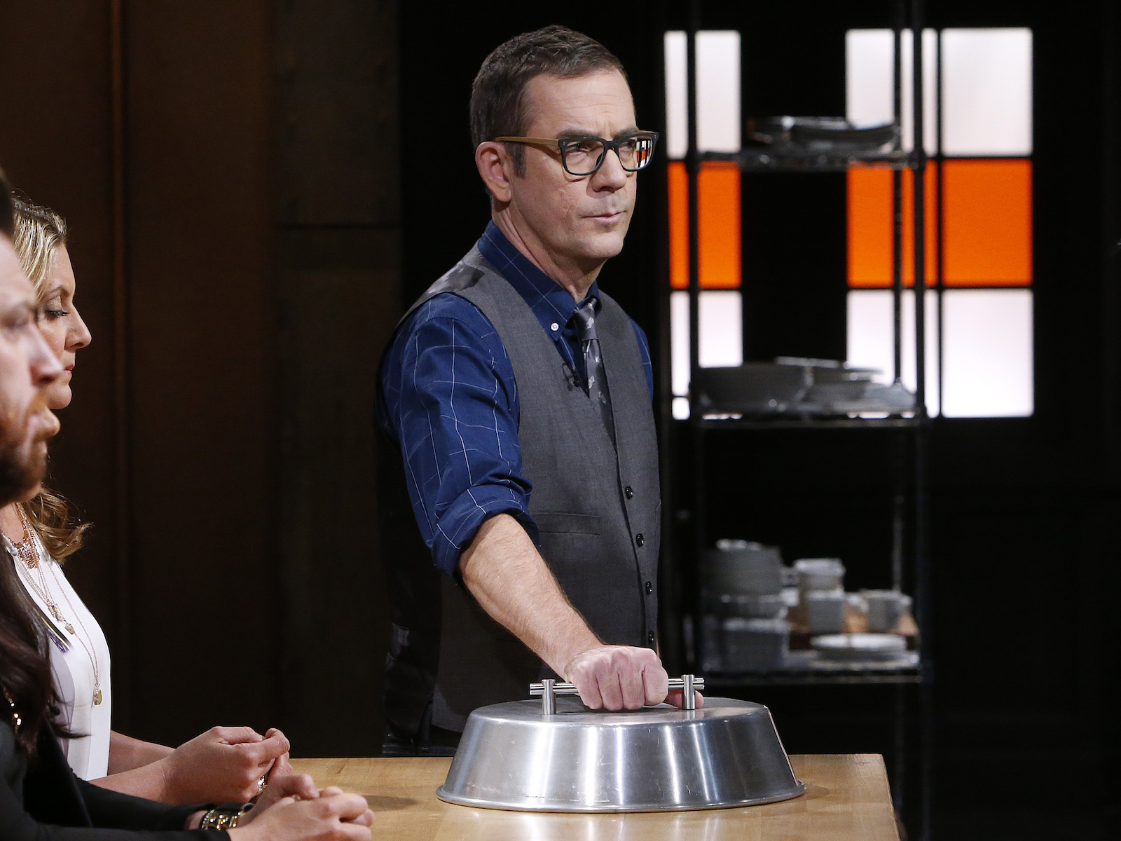 Ted Allen Says Each 'Chopped' Basket Is Actually a 'Riddle' Waiting to Be Solved