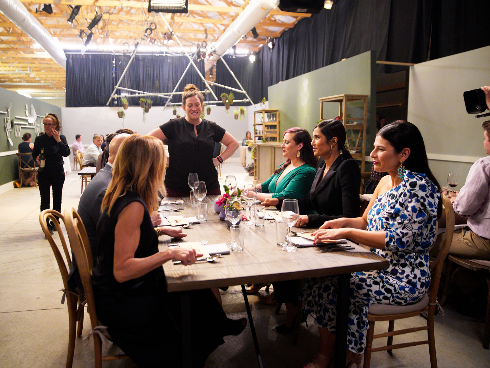 Behind the Scenes at 'Top Chef' Kentucky's Restaurant Wars