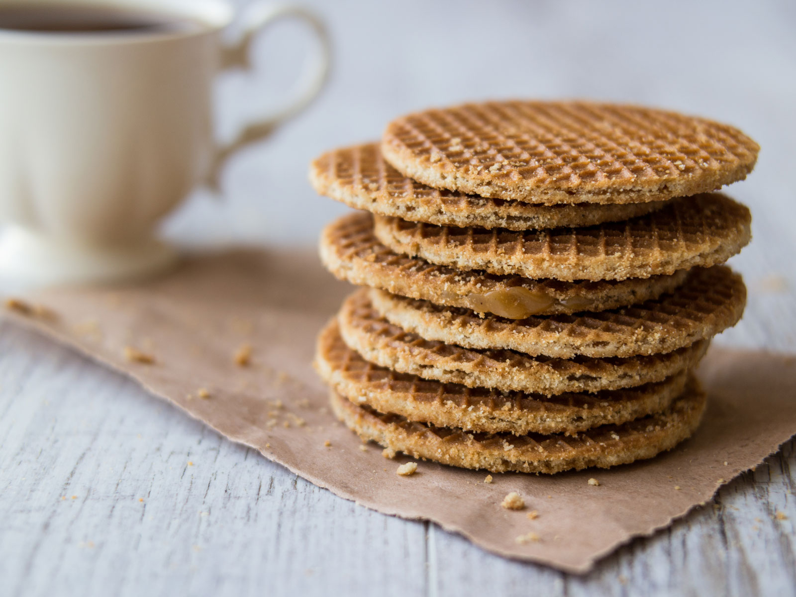 Stroopwafels Return to United Airlines Domestic Flights