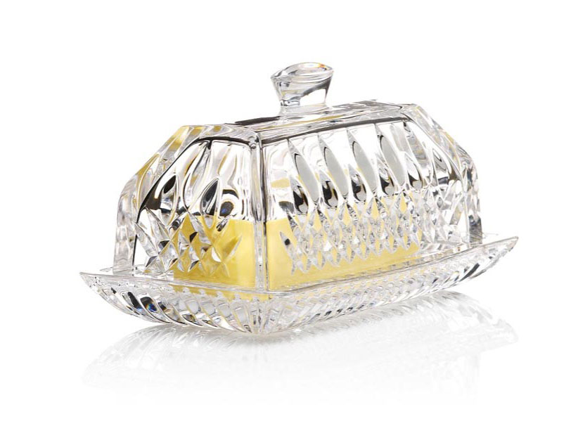 Waterford Butter Dish