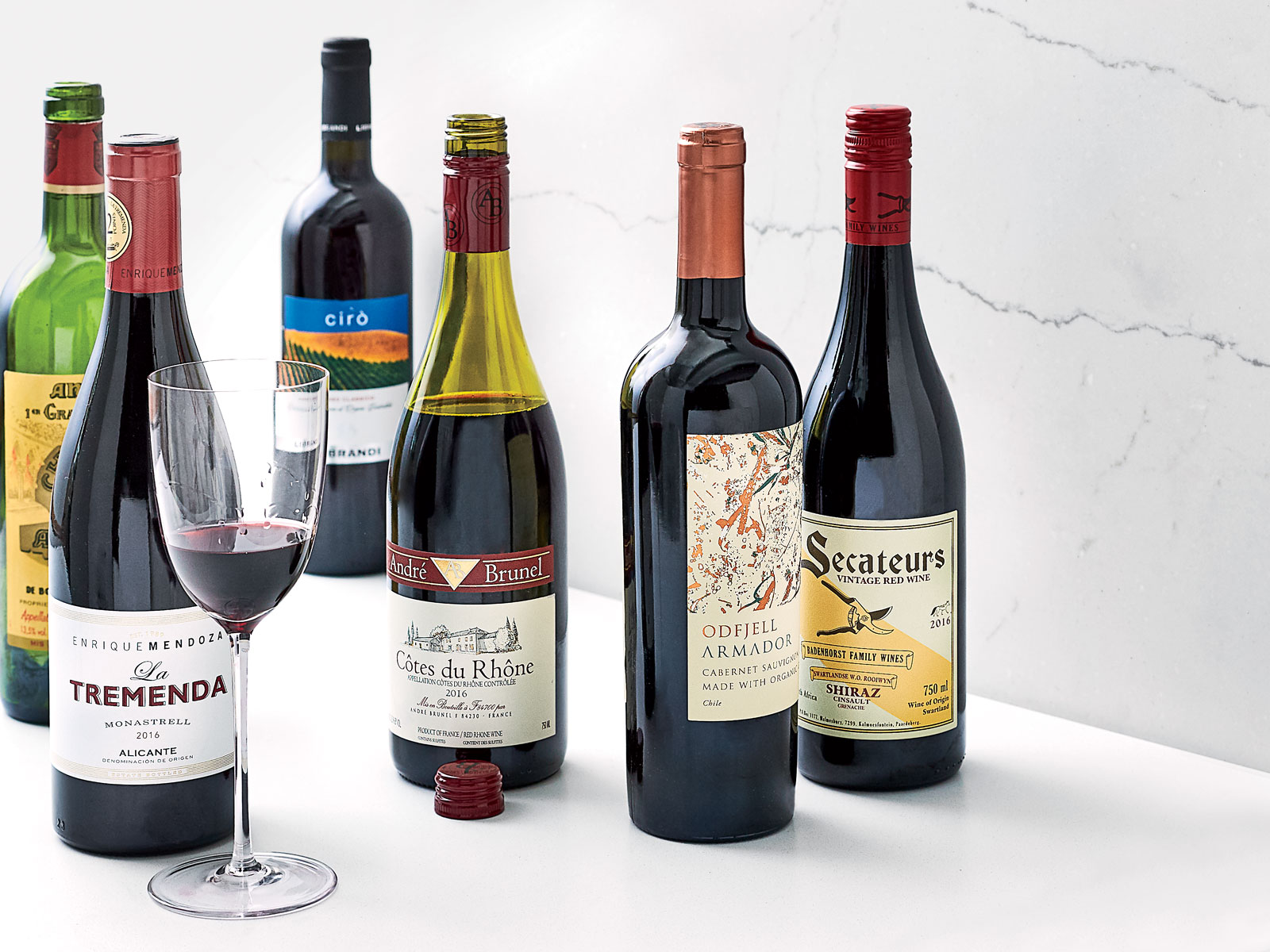 10 Affordable Wines to Add to Your Weeknight Rotation