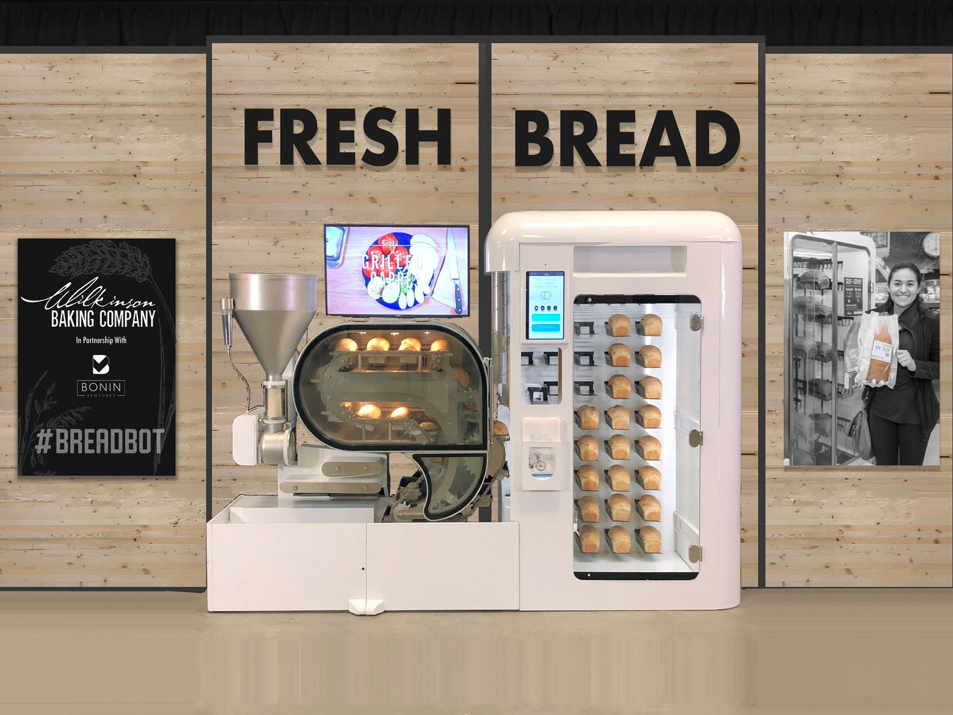 BreadBot Is the Toast of the 2019 Consumer Electronics Show