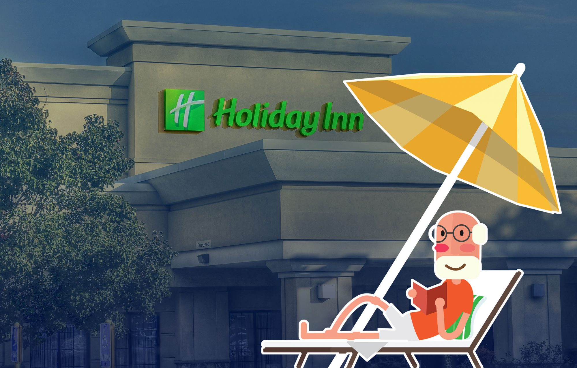 This Man Wants to Retire in a Holiday Inn. Here's Why That's a Terrible Idea