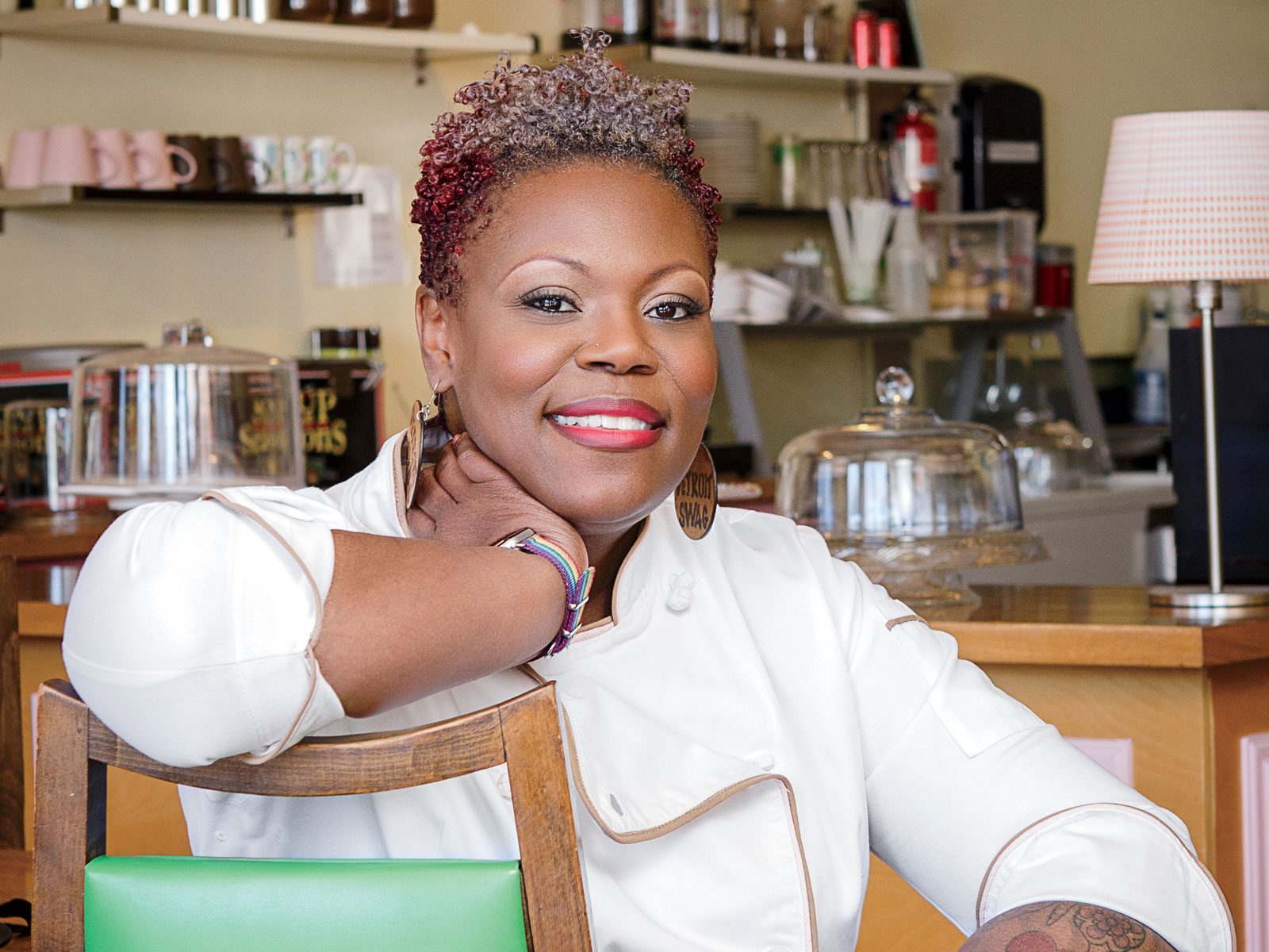 Detroit Baker April Anderson Talks Fostering and Sustaining Creativity