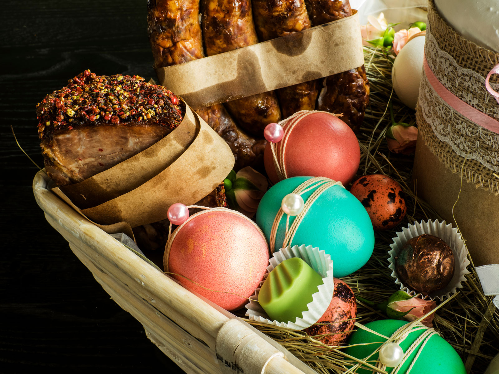 Everything You Need for a Grown-Up Easter Basket