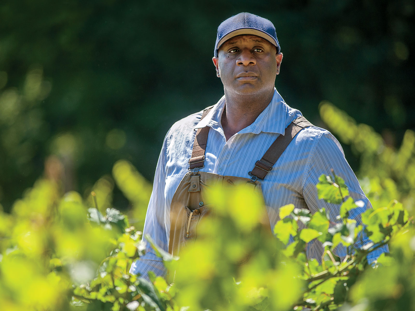 Bertony Faustin, the First Recorded Black Winemaker in Oregon, on Looking Forward