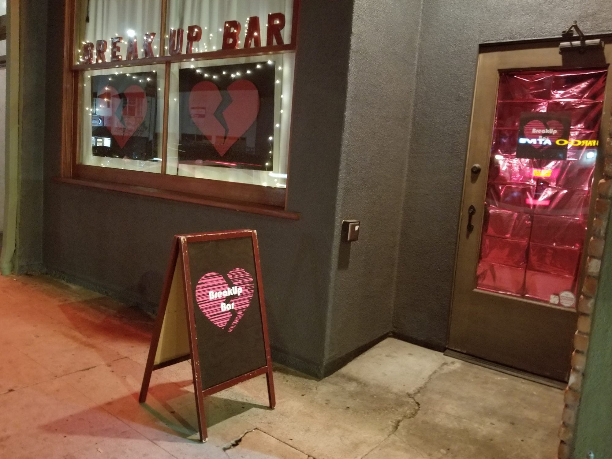 There's a Bar Just for People Who Hate Valentine's Day