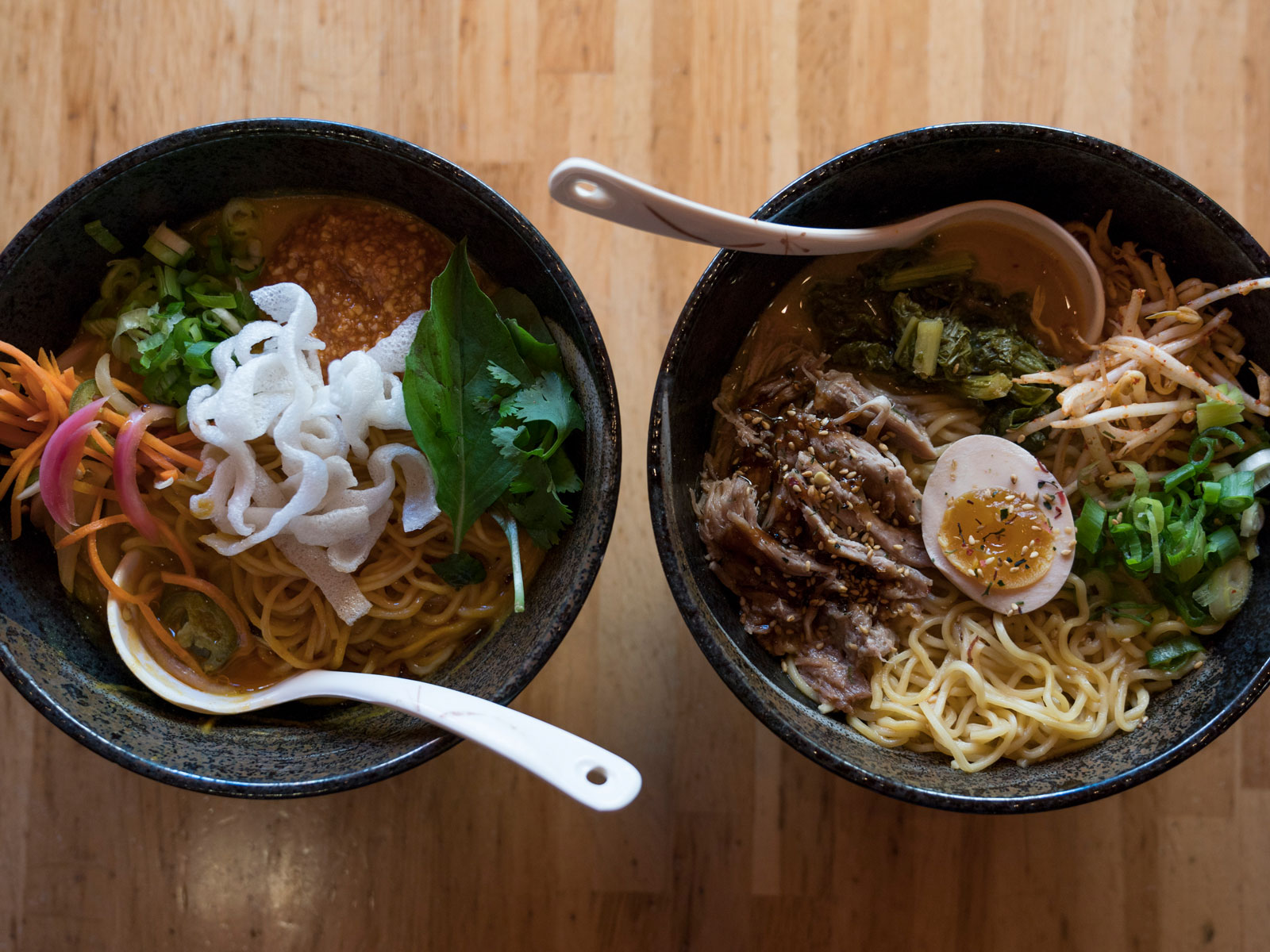 Curry Miso Ramen