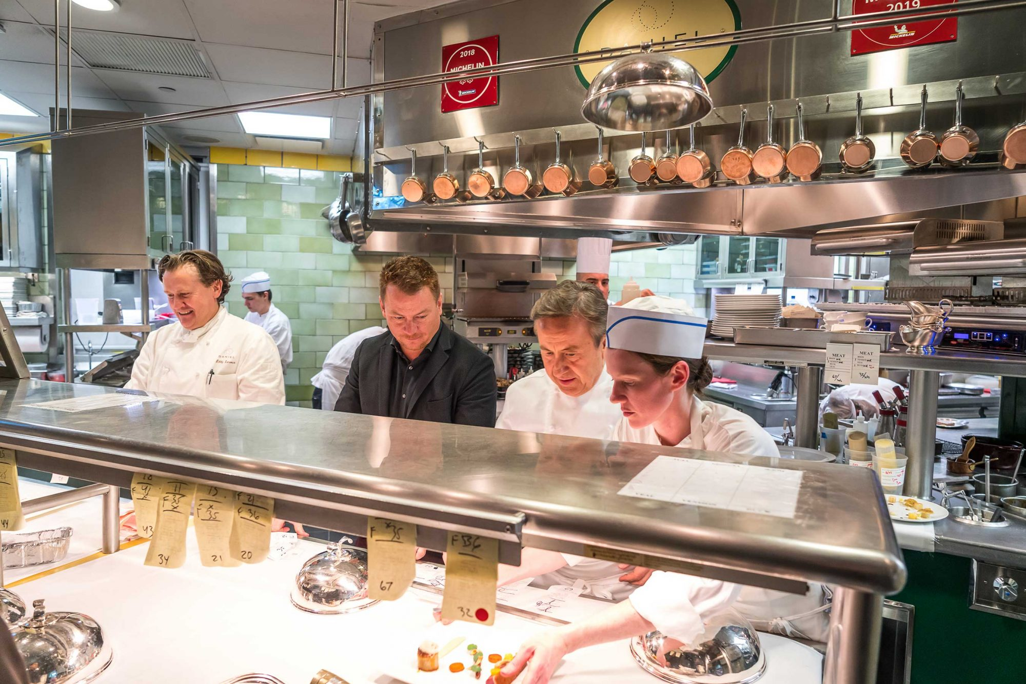Daniel Boulud Partners With Celebrity Cruises on the Ultimate Culinary Vacation