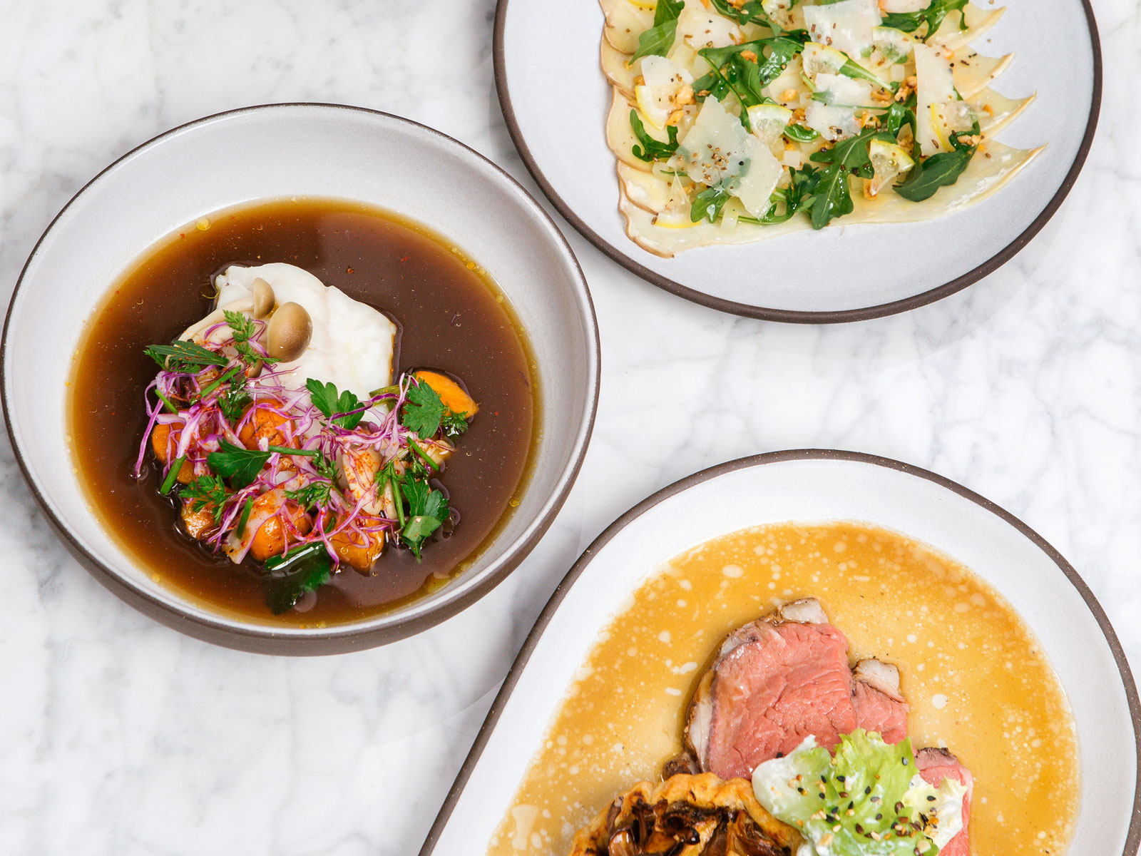 What to Expect from the Met's New Winter Menu