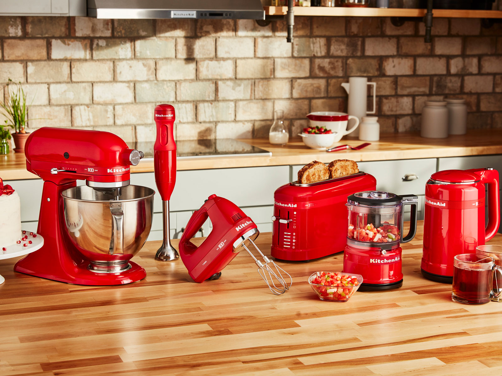 KitchenAid Queen of Hearts Collection