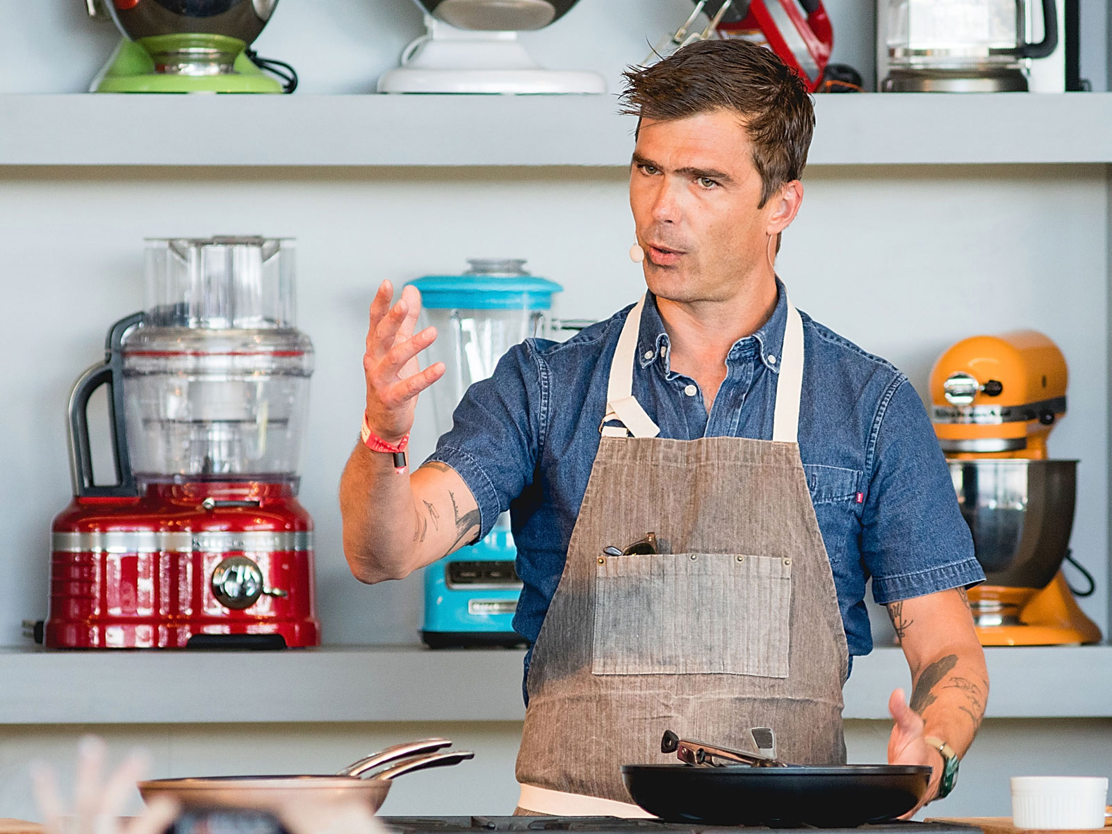 6 Things We Learned From Hugh Acheson's New Podcast