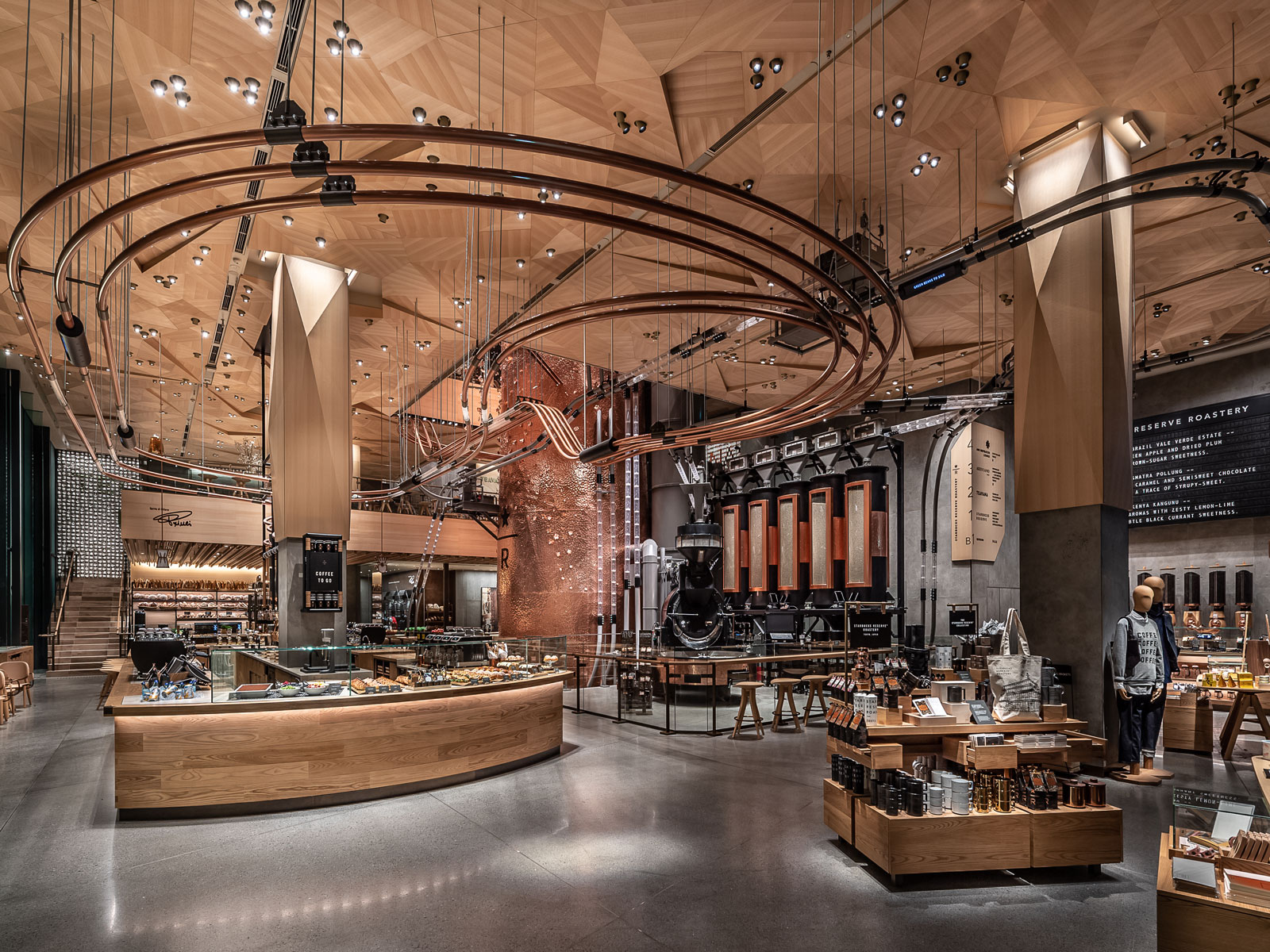 Starbucks Opens Its Largest Store Ever (Again)